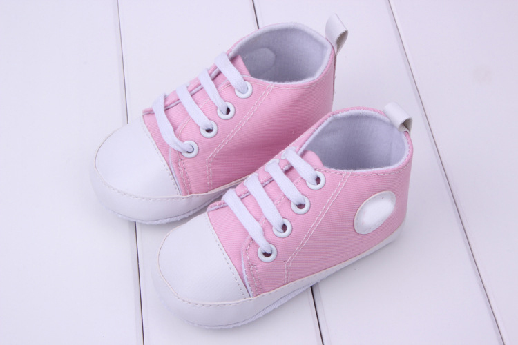 ФОТО Baby Infant Bowknot Toddler Shoes Newborn Anti-slip Artificial PU Walking Shoes Apparel 0-1Y