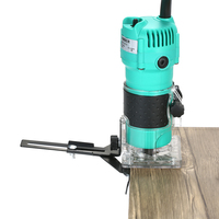 110V/220V 800W 35000RPM Electric Hand Trimmer Wood Laminate Palms Router Joiners Power Tool Woodwork Carving Machine Trim