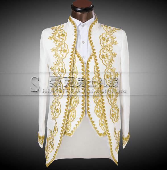 ✅Бренд-одежда Royal загрузки Королевский Мужчины костюм Slim Fit ... 0875469aa6a