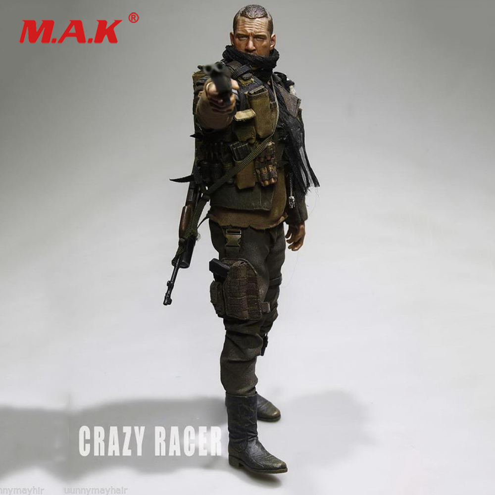1/6 Scale Collectible Full Set Af019 Action Figure Toy Crazy Racer Mad Max Fury Road Tom Hardy Model For Fans Collection Gifts