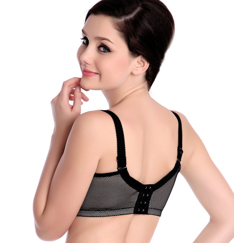 6dae8714a97 2015 new arrival Europe style smooth padded deep V gather good bras woman  34C 36C 38C plus size perfect cleavage pretty lingerie-in Bras from  Underwear ...