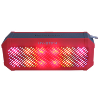 Wireless Bluetooth Speaker Hands free Call Colorful LED Light Lamp With TF Card Music Player Smart Speakers Subwoofer for Phone