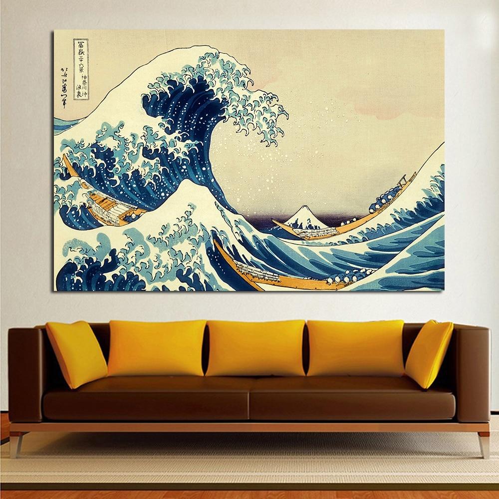 JQHYART Mark Rothko Classical Oil Painting Canvas Print Wall Art ...