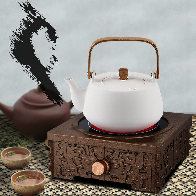 Hot Plates Electric ceramic furnace household small tea stove electromagnetism iron pot electric NEW