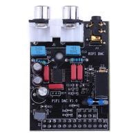 16-32Bits 384 kHz HIFI DAC Audio Soundkarte Modul I2s-schnittstelle für Raspberry Pi B Version RPI B