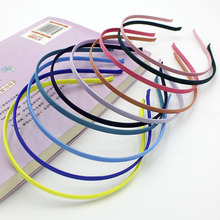 Mix-Candy Colors Hair Bands Girl's Flat Headband Hairband Ornaments Hairpins