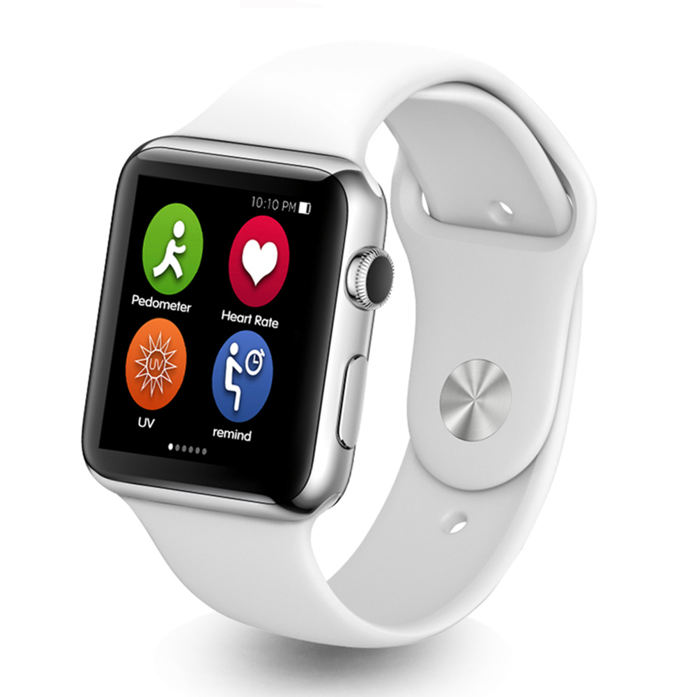 Hot Bluetooth Smart Watch IWO 1:1 Heart Rate Monitor