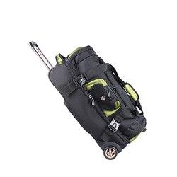 BeaSumore Grote Capaciteit Schouders Reistas 27/32 inch Student Rolling Bagage Rugzak Mannen Business Trolley Koffers Wiel