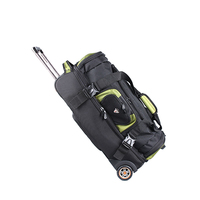 BeaSumore Large Capacity Shoulders Travel Bag 27/32 inch Student Rolling Luggage Backpack Men Business Trolley Suitcases Wheel