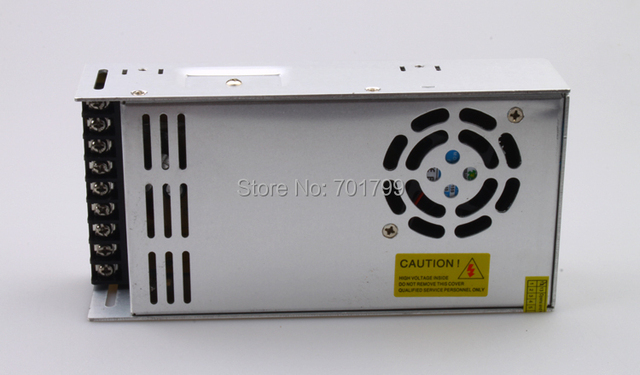 AC/DC Switching Power Supply with 85 to 265V Input Voltage;48V/350W output, CE approved