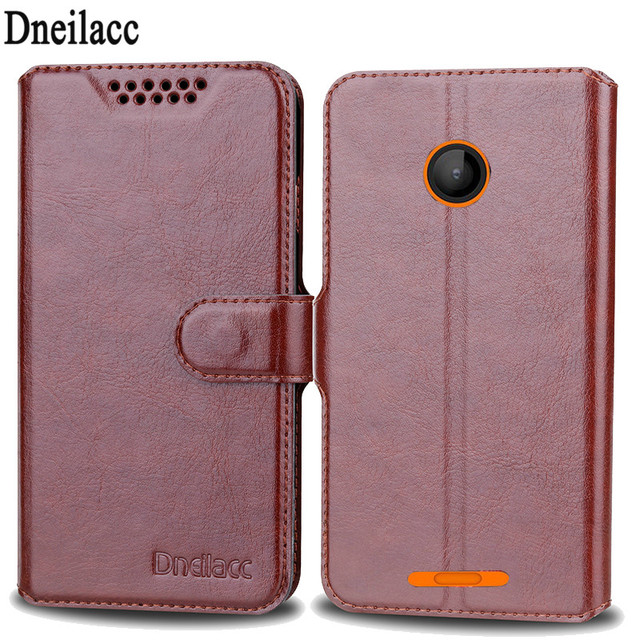 a541083b931 Dneilacc For Microsoft lumia 430 Case Fundas Para Flip Leather Wallet Cover For  Microsoft Nokia lumia 430 phone bag back cover