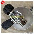 Diving bottle Transfiller Yoke Adapter tank fill connector G5/8 Deluxe DIN to Yoke Converter