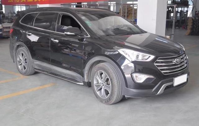 Brand New Aluminum Fit Hyundai Grand Santa Fe 2013 2014 2015 2016