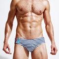 Superbody hombres de la Marca de fashional sexy traje de baño Caliente vender lowvrise Boxeadores Trunks hombres Playa del traje de Baño Trunks cómodo suave
