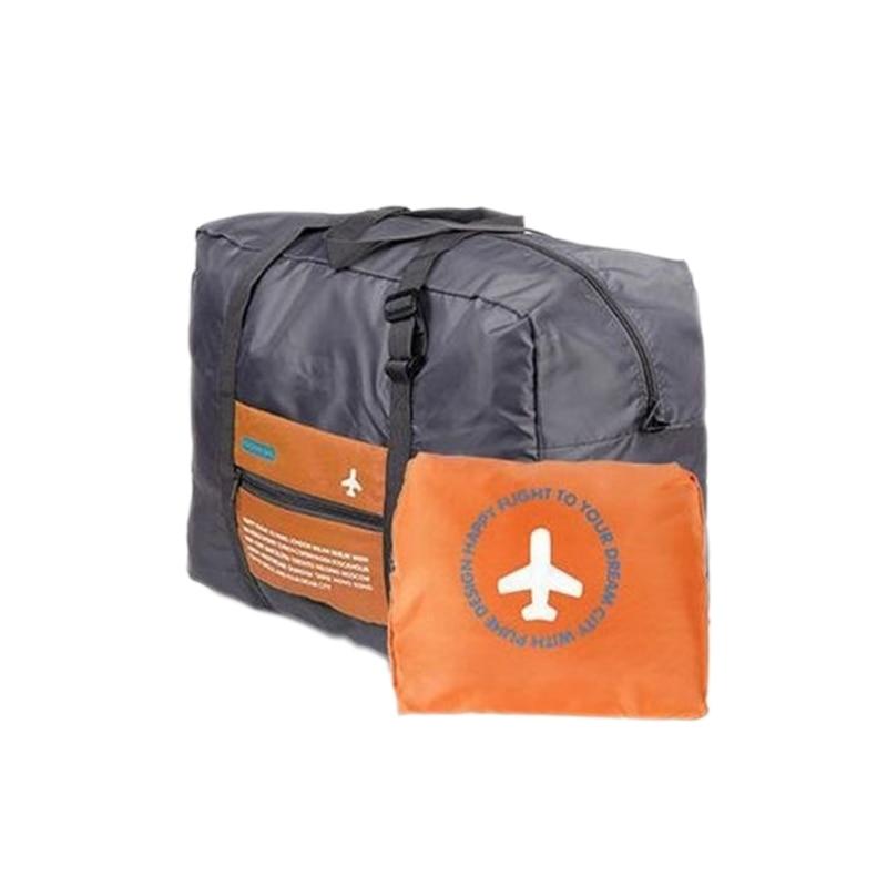 New Style Fashion New Water Proof Travel Bag Nylon Folding Unisex Luggage Travelling Handbags Duffle Bags