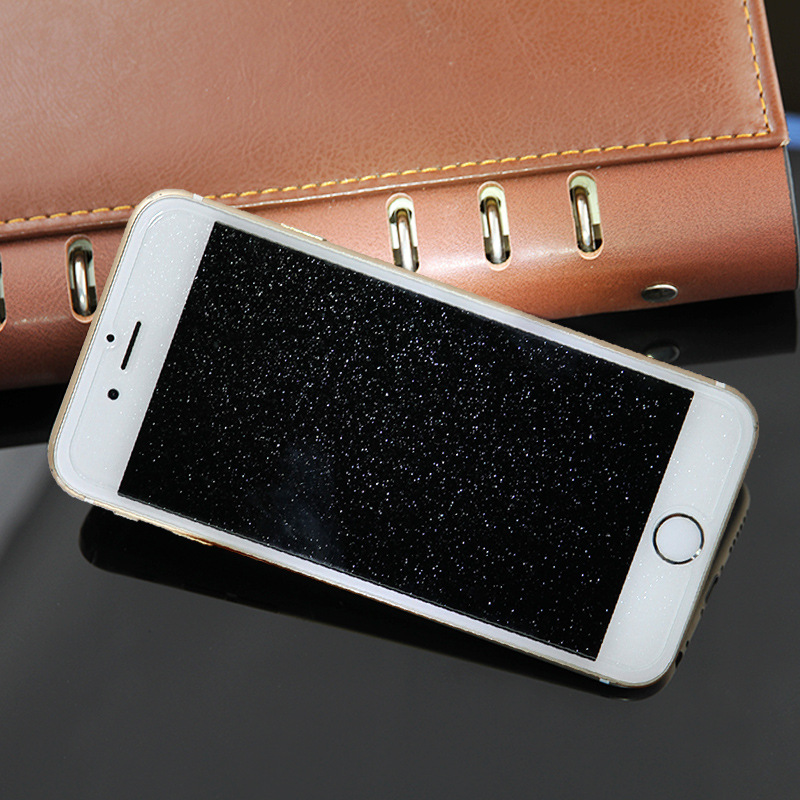 pretty nice 939a8 01fc6 5pcs screen cover For iphone 7 plus iphone 6 6s plus 5 5c 5s se 4 4s  Glitter touch 5 4 Diamond Sparkling screen protector-in Screen Protectors  from ...