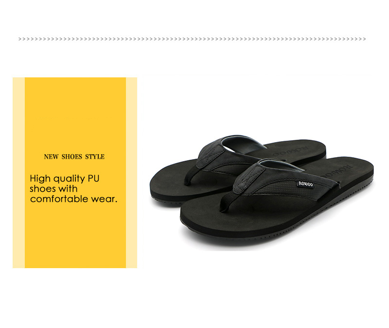 HTB11pkMeZUrBKNjSZPxq6x00pXac - PU Leather Slippers Men Beach Flip Flops Breathable Fashion Summer Shoes Causal Sandals Indoor Male Footwear Retro Wholesale