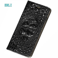 Shockproof Flip Genuine Leather Case For Meizu Meilan NOTE6 Note5 Note3 metal Note2 Note A5 Max