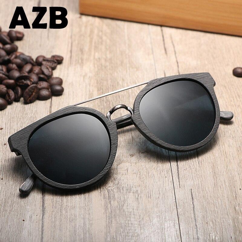 bf8cba87a8 Gafas de sol cuadradas de gran tamaño Vintage de marca de lujo para hombre  negro marrón