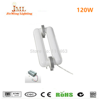 120W 9600LM Induction Light Electrodeless Discharge Lamp 2700K 5000K 6500K Equaled To 200 300W HID Lamp
