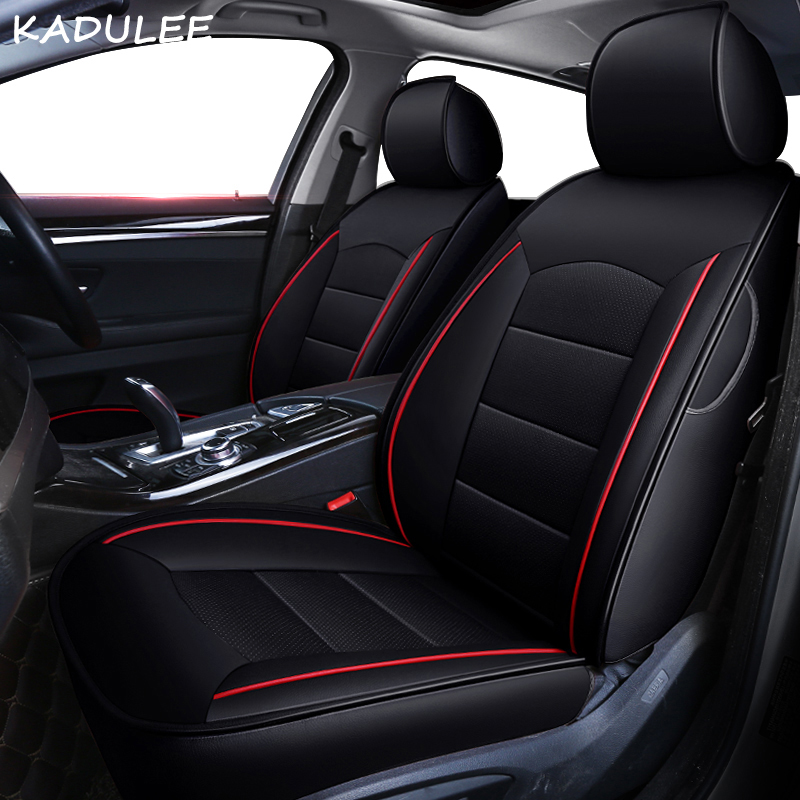 KADULEE custom real leather car seat cover for Lexus rx350 rx330 rx300 rx400h rx450h LS IS200d