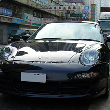 Z-ART 997 вид переднего бампера переднее крыло для Porsche 986 996 тюнинг кузова Комплект для Porsche Boxster 1997-2004 911 1998-2004