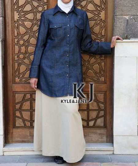 pakistan clothing Middle East women dress with buttons and pockets, latest designs dress dubai clothes