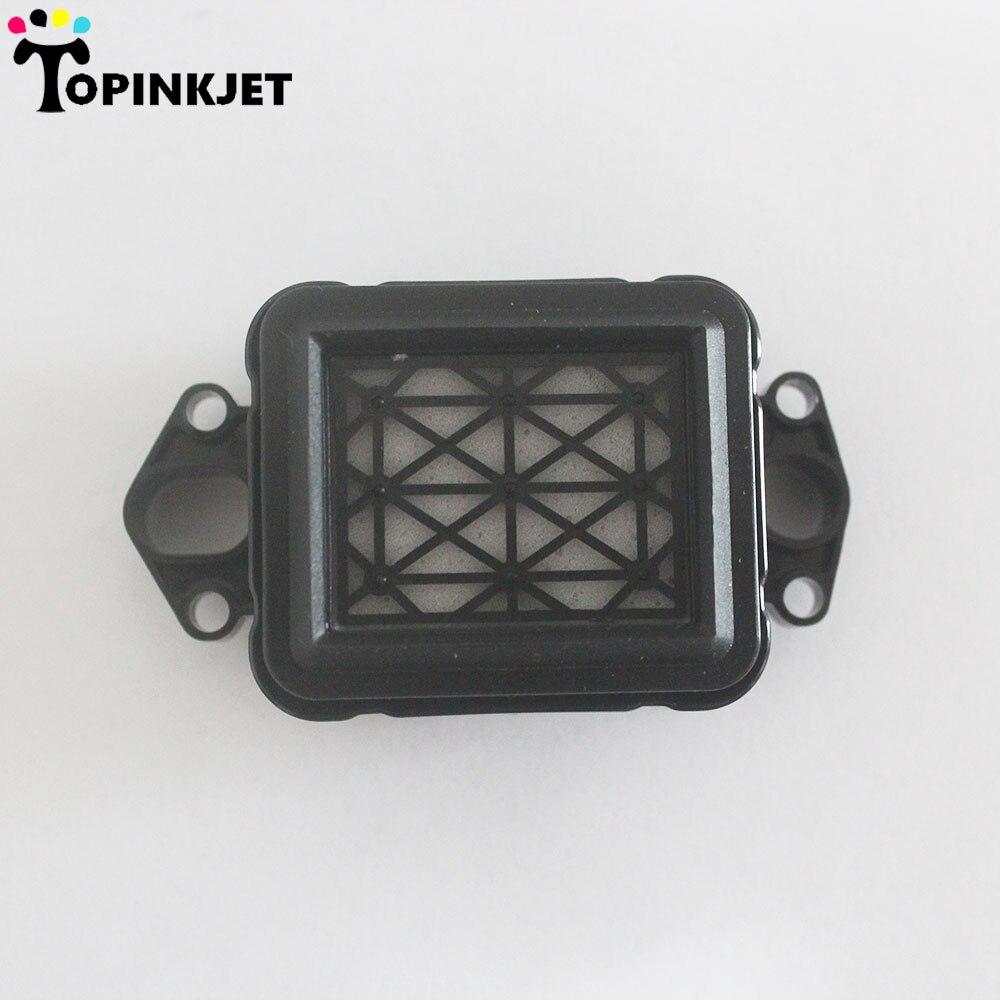 2018 novo tipo de material tampa superior para Epson DX5 tampando estação LiTu/Thunderjet Gongzheng GZ tampa superior DX5 solvente DX7 dupla cabeça