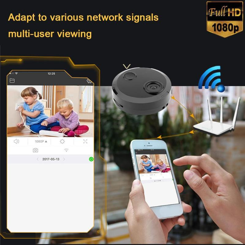 HDQ15 Mini Wifi Camera 1080P Wireless Night Vision Mini DV Video Recorder Digital Camera Support TF Card DV Camera High Quality wireless mini camera wifi night vision 1080p hd mini camcorder outdoor camera voice video recorder action camera support tf card