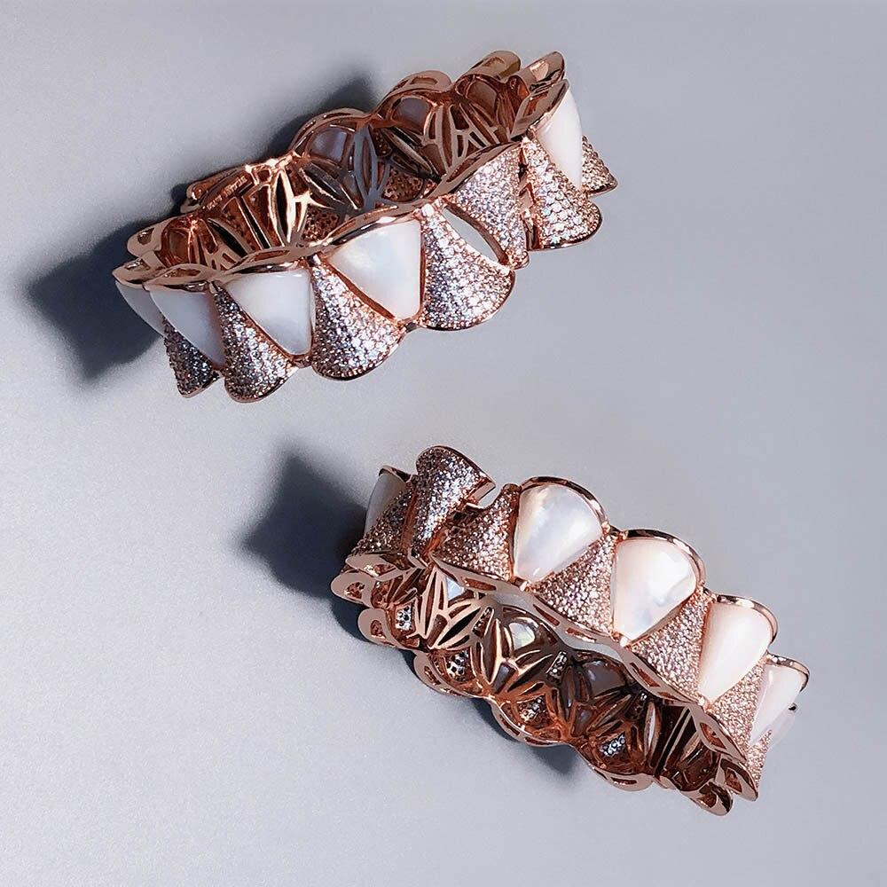 S925 Sterling silver Hot Brand Pure Fashion wild Jewelry Super fairy Bracelet Leopard Bangle Wedding Jewelry