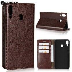 На Алиэкспресс купить чехол для смартфона luxury genuine leather wallet case cover for asus zenfone 5z zs620kl phone accessory flip cover protective case
