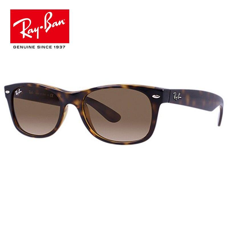 Originale RayBan di Marca RB2132 Pieghevole Glassess, Da Trekking Occhiali RayBan Uomini/Donne Retro Confortevole UV di Protezione Occhiali Da Sole