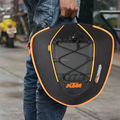 2016 Uglybros Motorcycle Saddle Bags Rear For KTM For KAWASAKI Motorcycle Rear Trunk Bag Pack QR Hump Versatile Package