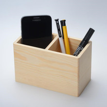 Wood  Storage Box Home Office  Home Storage and Organisations  Desk Accessories   Wooden Book Box  Wooden Pencil Case studio designs home office wood desk carousel black