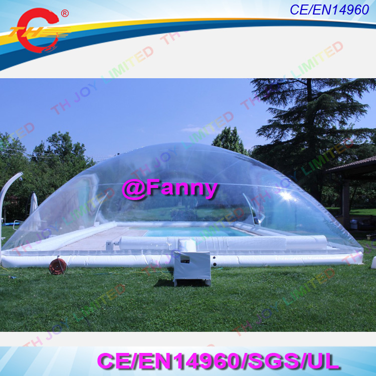 1bc51778611 free air shipping to door!giant outdoor clear transparent inflatable ...