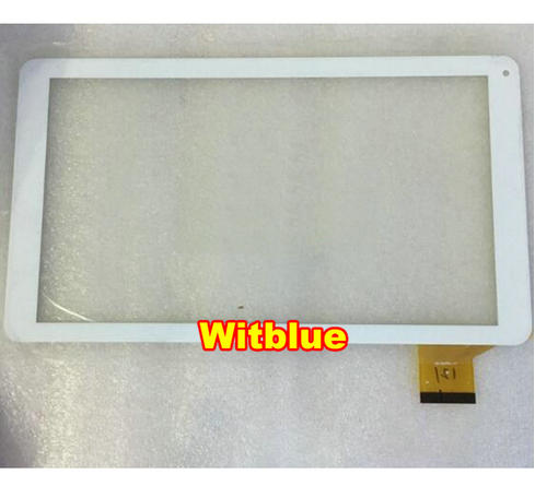 New Touch Screen Digitizer For 10.1 Archos Tablet  CN100FPC-V1 touch panel glass sensor replacement Free Shipping new for 7 yld ceg7253 fpc a0 tablet touch screen digitizer panel yld ceg7253 fpc ao sensor glass replacement free ship
