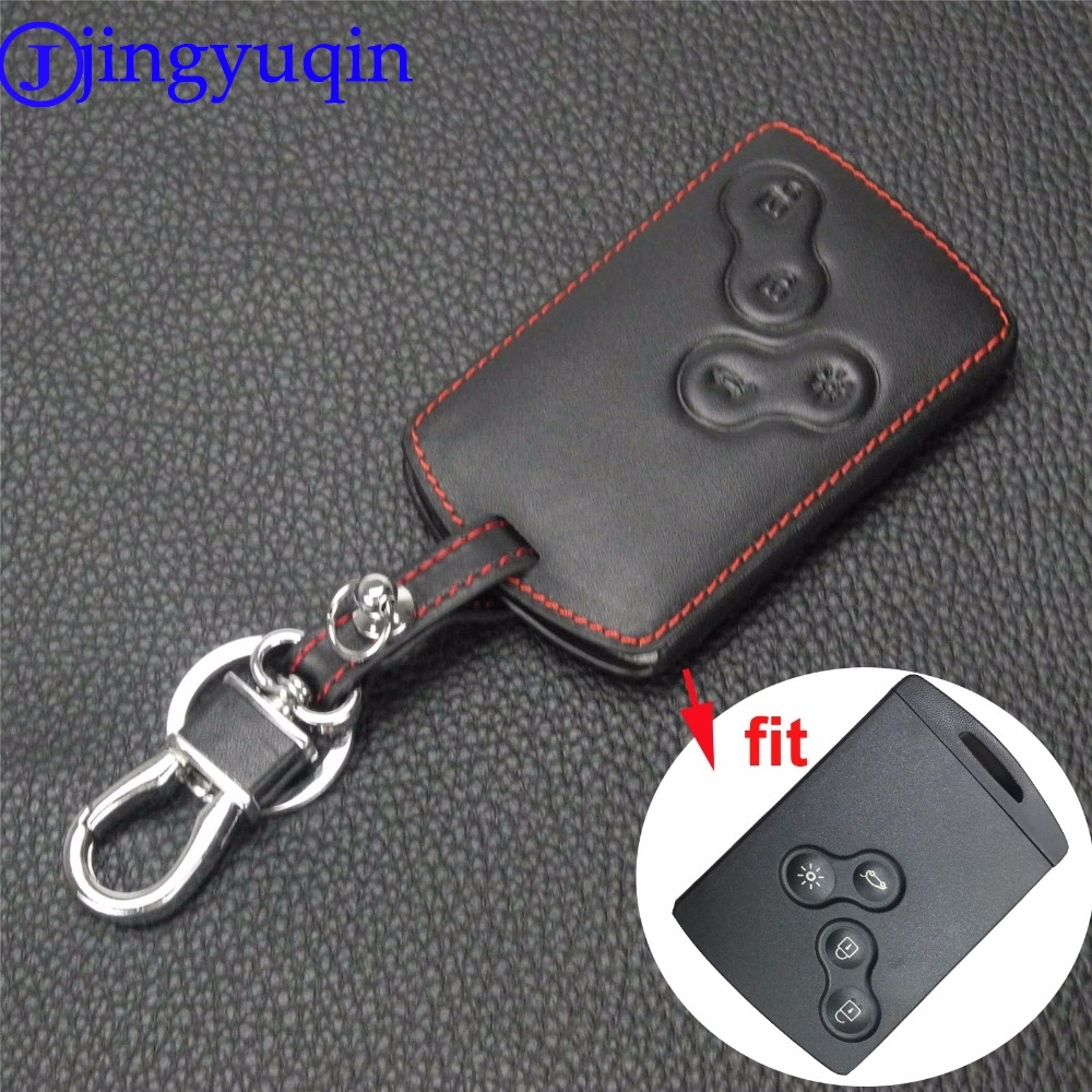 Branded Automotive Merchandise Keyrings & Keyfobs Nice Leather Key Case/fob For Vauxhal In Black Color