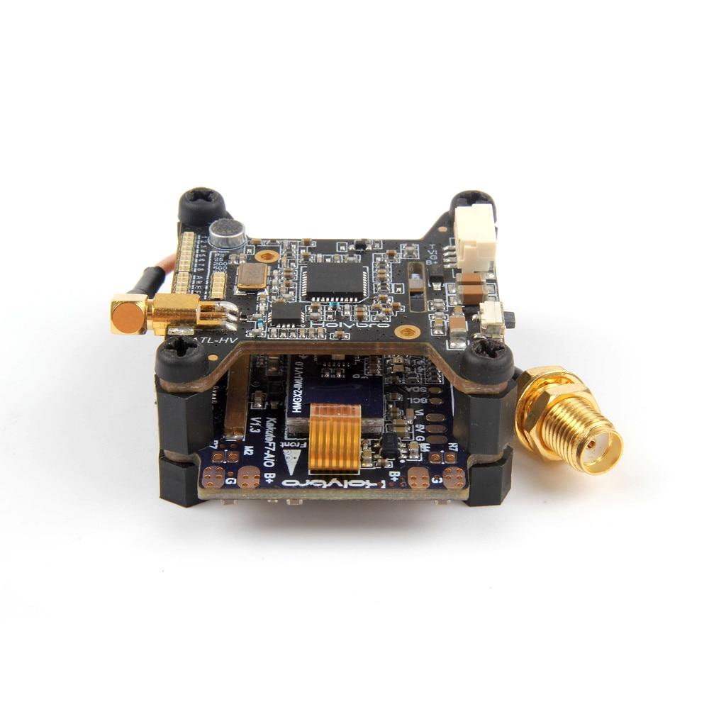 Holybro Kakute F7 AIO Flight Controller OSD PDB+Atlatl HV V2 5.8G FPV Transmitter for RC Drone