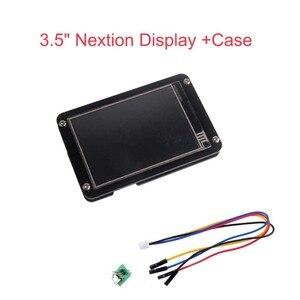 "Image 1 - Nextion عرض تعزيز 3.5 بوصة 3.5 ""UART HMI وحدة عرض تعمل باللمس شاشة LCD + أسود الاكريليك الحال بالنسبة لاردوينو التوت بي"