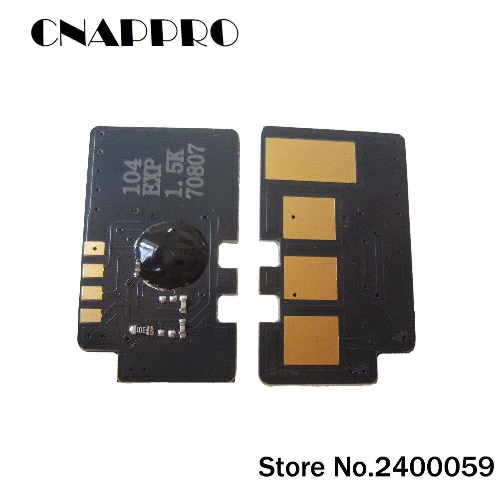 Mlt-d104s Mlt D104s 104s 104 Toner Chip For Samsung ML 1660 1665 1667 1670 1671 1675 1676 1677 1865 1867 SCX 3200 3205 Chip