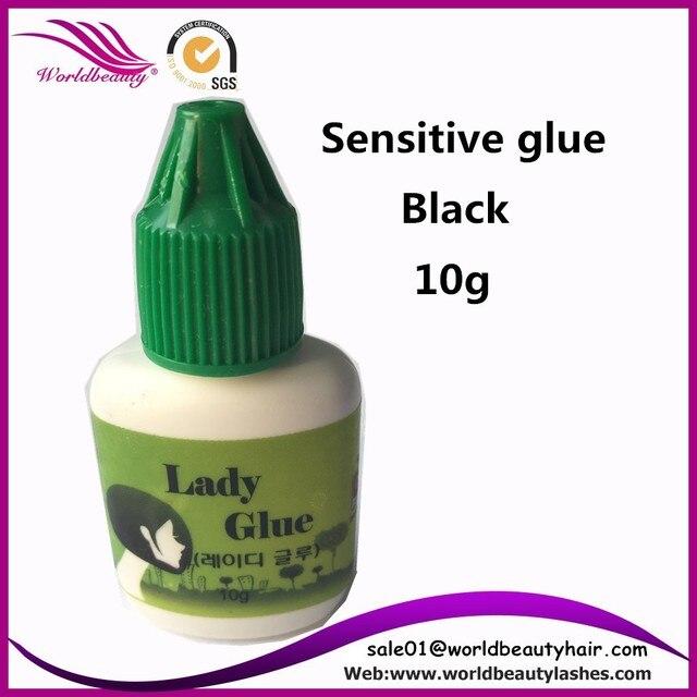 1 pcs make up  adhesive 10ml Kroea Lady glue sensitive glue for eyelash extensions