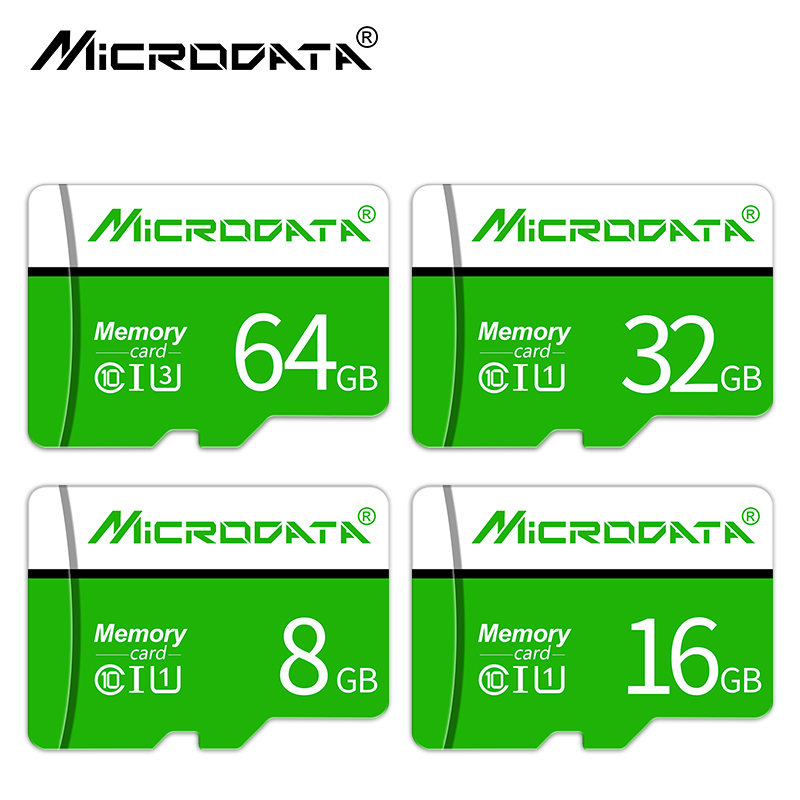Free Shipping Micro SD Card 128GB 64GB Class 10 Tarjeta Micro SD Memory Card 4GB 8GB 16GB Flash Card Cartao De Memoria TF Cards