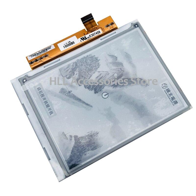 Angemessen Freies Verschiffen Lcd Display Opm060a1 E-tinte Bildschirm Für Texet Tb-416 Ebook Reader Hell In Farbe