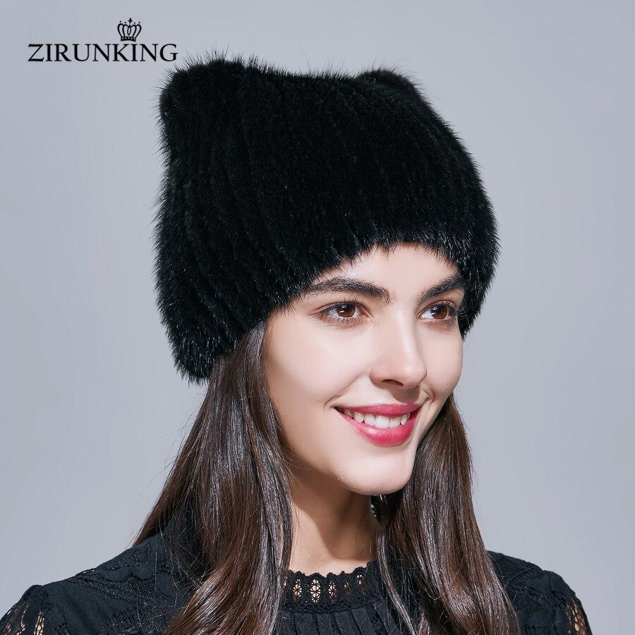 Bonnet d'hiver pour femme