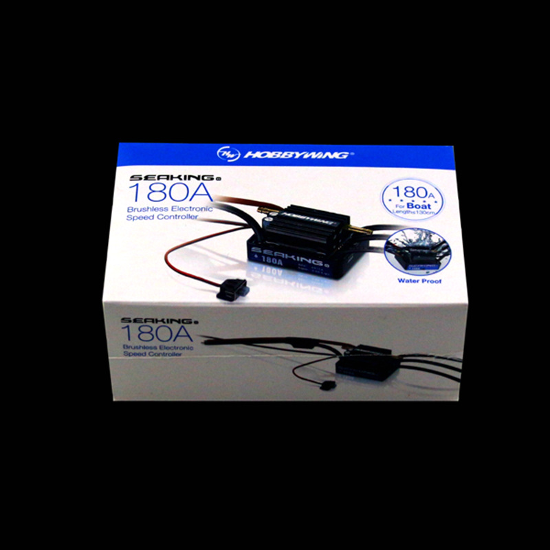 HobbyWing Seaking V3 Series 30A 60A 120A 180A 130A brushless