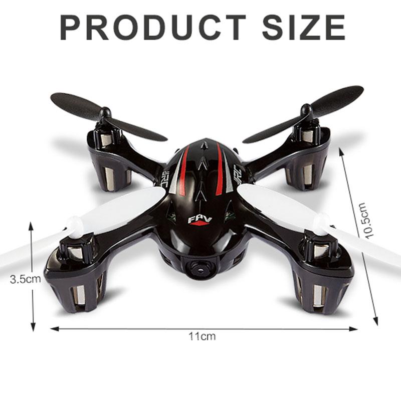 JJRC H6D 5.8G Realtime FPV Camera Drone One Key Return RC Quadcopter nano quadcopter W/ 2MP HD Camera VS Hubsan FPV drone H107D