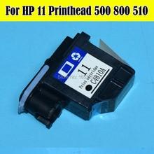 Лидер продаж! Для HP 11 HP 11 печатающая головка C4810A насадка для HP Designjet 510 800 500 Плоттеры печатающей головки (черный с принтом голова)