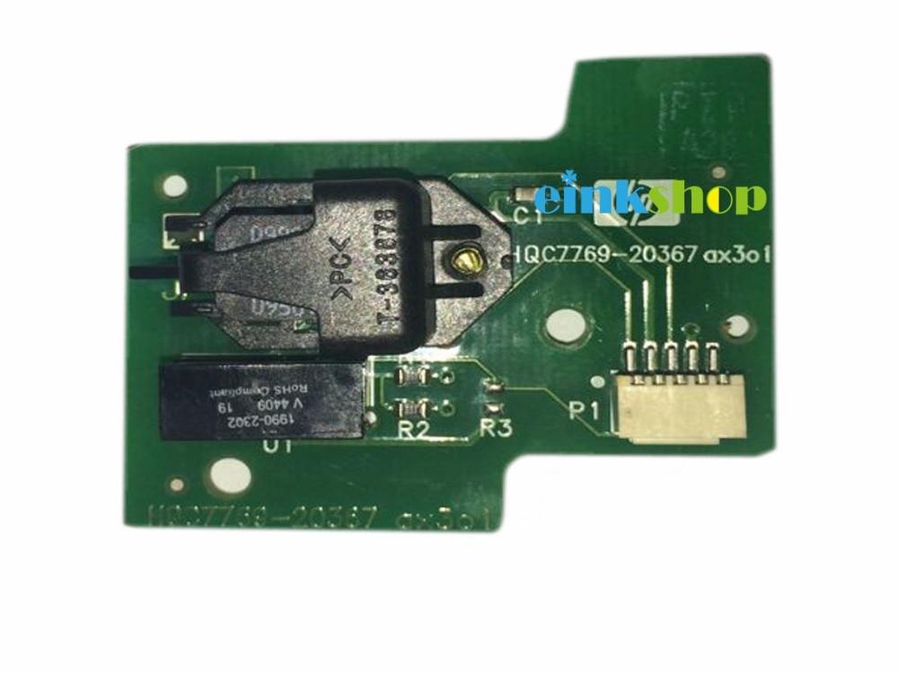 C7769-60384 c7770-60014 Disk Encoder Sensor Card  For HP Designjet 500 510 800 815 820 Plotter ноутбук hp elitebook 820 g4 z2v85ea z2v85ea