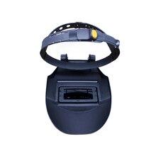Tools - Welding  - Black Welding Helmet/Mask Of Auto Darkening Tig Mig Welder Welding Mask Lenses Solar Powered Cap For Soldering
