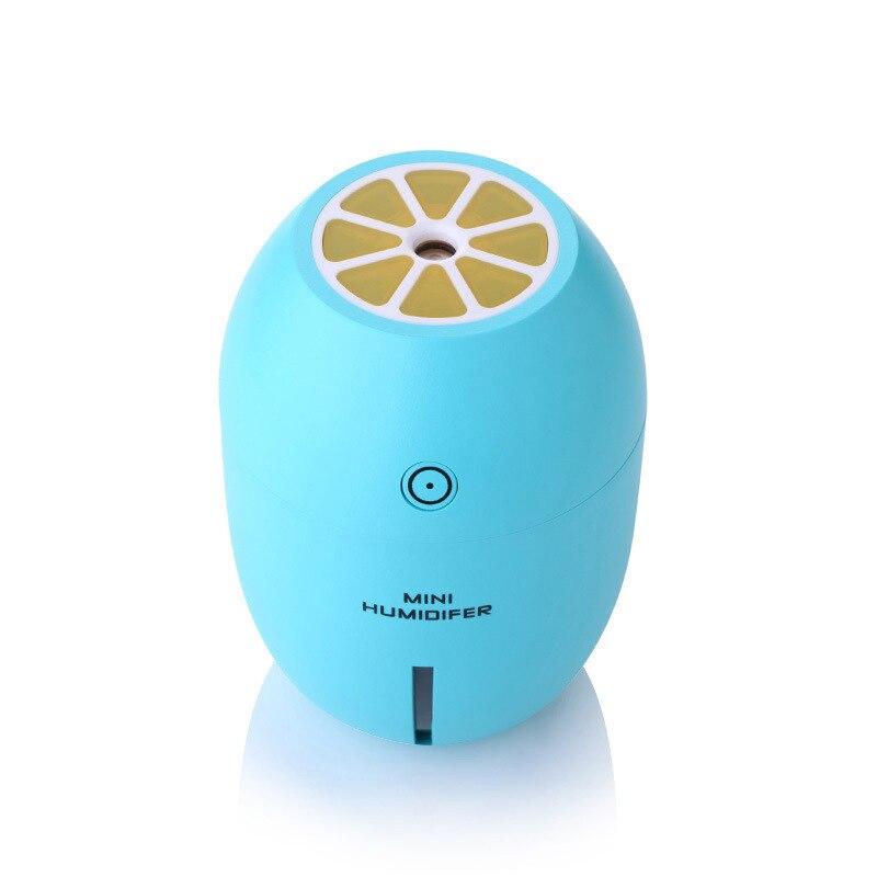 air humidifier 180ml home Office desk mini usb air humidifier Lemon shape car air humidifier